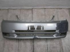 Бампер передний Toyota Allex ZZE123, NZE121, NZE124 Corolla Fielder