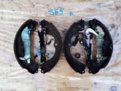 Колодки тормозные задние 26257AA050