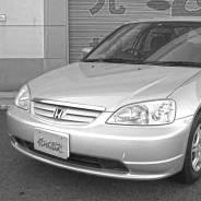 Молдинг капота Honda Civic '00-'03 API (Тайвань)