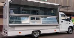 ГАЗ ГАЗель. Автолавка / Фудтрак ГАЗель Next / ГАЗель Бизнес, 1 500кг., 4x2