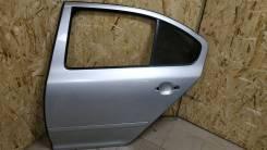 Дверь задняя левая Skoda Octavia II Рестайлинг (2008–2013)