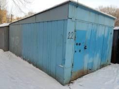 Гаражи металлические. улица Калинина 20, р-н Ленинский округ, 19,0кв.м.