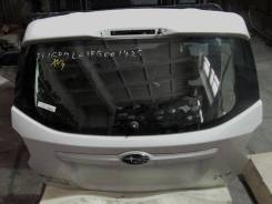 Дверь 5-я Subaru Impreza XV 2013-2015, задняя