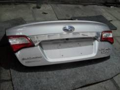 Крышка багажника Subaru Legacy 2016, задняя