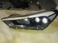 Фара левая Hyundai Tucson TL 15-17г