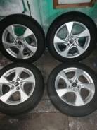Комплект Toyota 5х114.3 Dunlop 215/60 R17