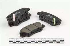 Колодки дисковые задние Hyundai Solaris / KIA RIO 11 (Hyundai Elantra IV/Avante 06-10, Hyundai Elantra V/Avante 10-, Hyundai I30 12-, Hyundai I40 11-...