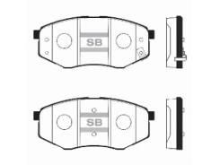 Колодки дисковые п. Hyundai ix35, Kia Sportage 2.0/CRDi 10 Sonata / Kia Optima 10 SP1374