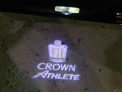 Подсветка обшивки двери. Toyota Crown, GRS180, GRS181, GRS182, GRS183, GRS184, GRS188, GRS200, GRS201, GRS202, GRS203, GRS204, GRS208, GWS204, UZS186...