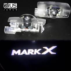Подсветка обшивки двери. Toyota Mark X, ANA10, ANA15, GGA10, GRX120, GRX121, GRX122, GRX125, GRX130, GRX131, GRX132, GRX133, GRX135 Toyota Prius Alpha...