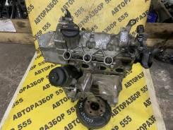 Двигатель Skoda Fabia 2 BBM 1.2л