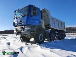 Tatra T158. Самосвал Phoenix, 12 906куб. см., 50 000кг., 8x8