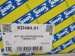 SNR KD484.01 Комплект ремня ГРМ Hyundai Elantra Tucson Kia Rio Cerato