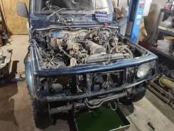 Двигатель G13B со всем навесным, мозгами и косой
