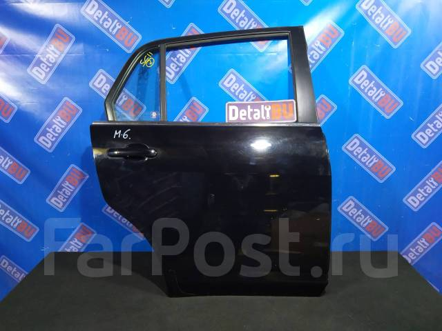 Дверь задняя правая Nissan Tiida седан SC11