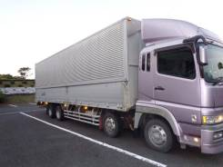 Mitsubishi Fuso Super Great. Грузовик, 21 200 куб. см., 10 500 кг., 8x2. Под заказ