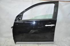 Дверь передняя левая Mitsubishi Outlander CW5W 4B12 2006 г.