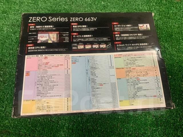 Японский антирадар Comtec Zero 663V