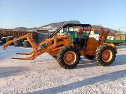 Iwafuji. Трелевочный трактор T30F (скиддер) +Видео, 1 800куб. см., 4 700кг.