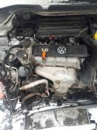 Двигатель v-1.6 CFNA vw polo