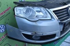 Фара правая (галоген) Volkswagen Passat B6 (05-10г)