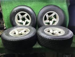 Комплект джиповских колес 265/70R16
