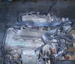 ДВС с КПП, Nissan SR20-DE - CVT RE0F06A FP54 FF PM12 103 934 km коса+к