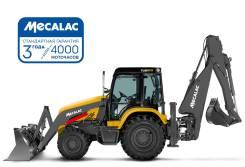 Mecalac. Экскаватор-погрузчик TLB870, 1,00куб. м.