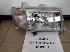 Фара Toyota Probox 02-14г