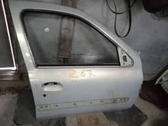 Дверь передняя правая Renault Clio II