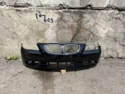 Бампер передний BMW 5 E60, E61 дорестайлинг