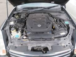 Двигатель vq25dd в сборе (Nissan skyline)