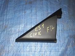 Уголок зеркала внутренний левый Honda Civic Ferio ES1, D15B, 2001г