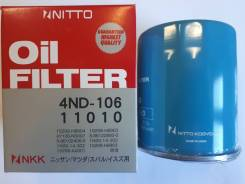 Фильтр масляный Nitto 4ND-106 (C207) MADE IN Japan ! Замена Бесплатно!