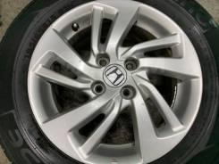 Honda Оригинал R15 4*100 6j et50 + 175/65R15 Bridgestone Blizzak VRX