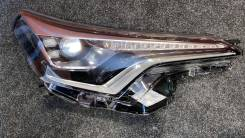 Фара Правая Toyota C-HR ZYX10, NGX50 10-101 R LED 10101