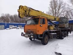 Юрмаш Юргинец КС-55722-2. Автокран 25 тн.