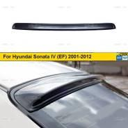 Спойлер на заднее стекло. Hyundai Sonata, EF, NF D4EA, G4KA, G4KC, G4KD, G4KE, G6DB, L4KA