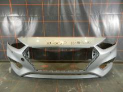 Бампер передний - Hyundai Solaris 2