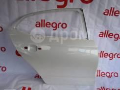 Citroen C4 дверь задняя правая 2011+