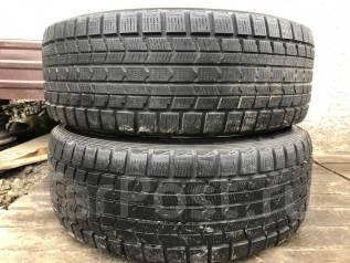 Dunlop Grandtrek SJ7. зимние, 2009 год, б/у, износ 20%