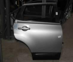 Nissan Qashqai J10 дверь задняя правая