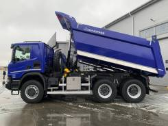 Scania. Самосвал P440B6x6HZ, 13 000куб. см., 25 000кг., 6x6