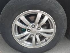 Оригинальные колеса mitsubishi outlander R 16
