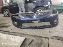 Бампер Mitsubishi Grandis NA4W