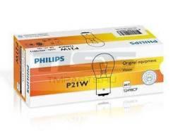 Лампа 12V P21W BA15s Philips 12498CP