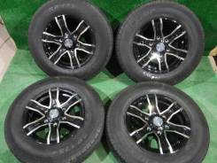 (Комплект 5012)Dunlop SP175N 195/80R15+диски Style Corporation