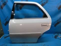 Дверь задняя левая Toyota Cresta JZX100 JZX101 GX100 GX105 JZX105