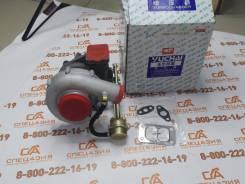 Турбокомпрессор (турбина) J7M00-1118100-502 дв. Yuchai YC6J125Z