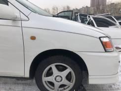 Крыло переднее правое Toyota GAIA ЦВЕТ 042 SXM15 SXM10 87т. км.